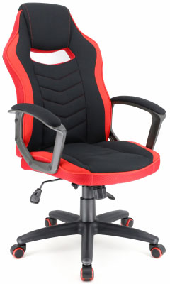 Геймерское кресла Everprof Stels T EP-321 Stels Black/Red