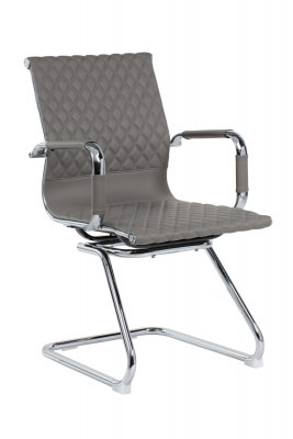 Конференц-кресло Riva Chair RCH 6016-3+Серый