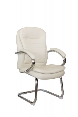 Конференц-кресло Riva Chair RCH 9024-4+Бежевый
