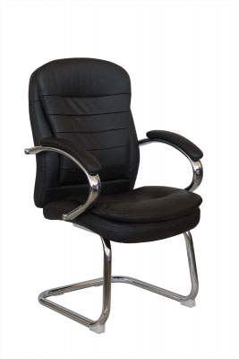 Конференц-кресло Riva Chair RCH 9024-4+Черный