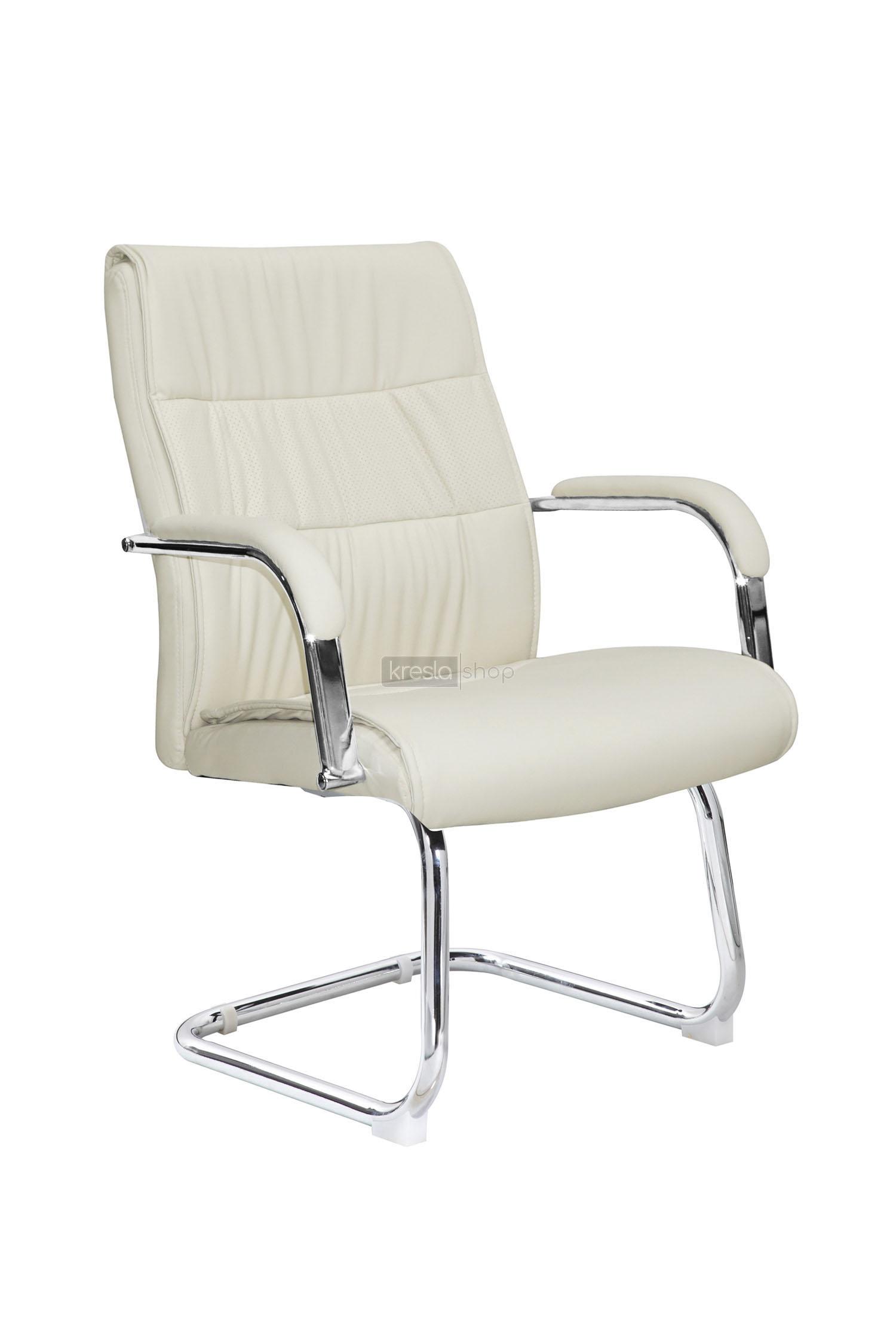 Купить конференц-кресло ? RIVA CHAIR RCH 9249-4+БЕЖЕВЫЙ в Москве