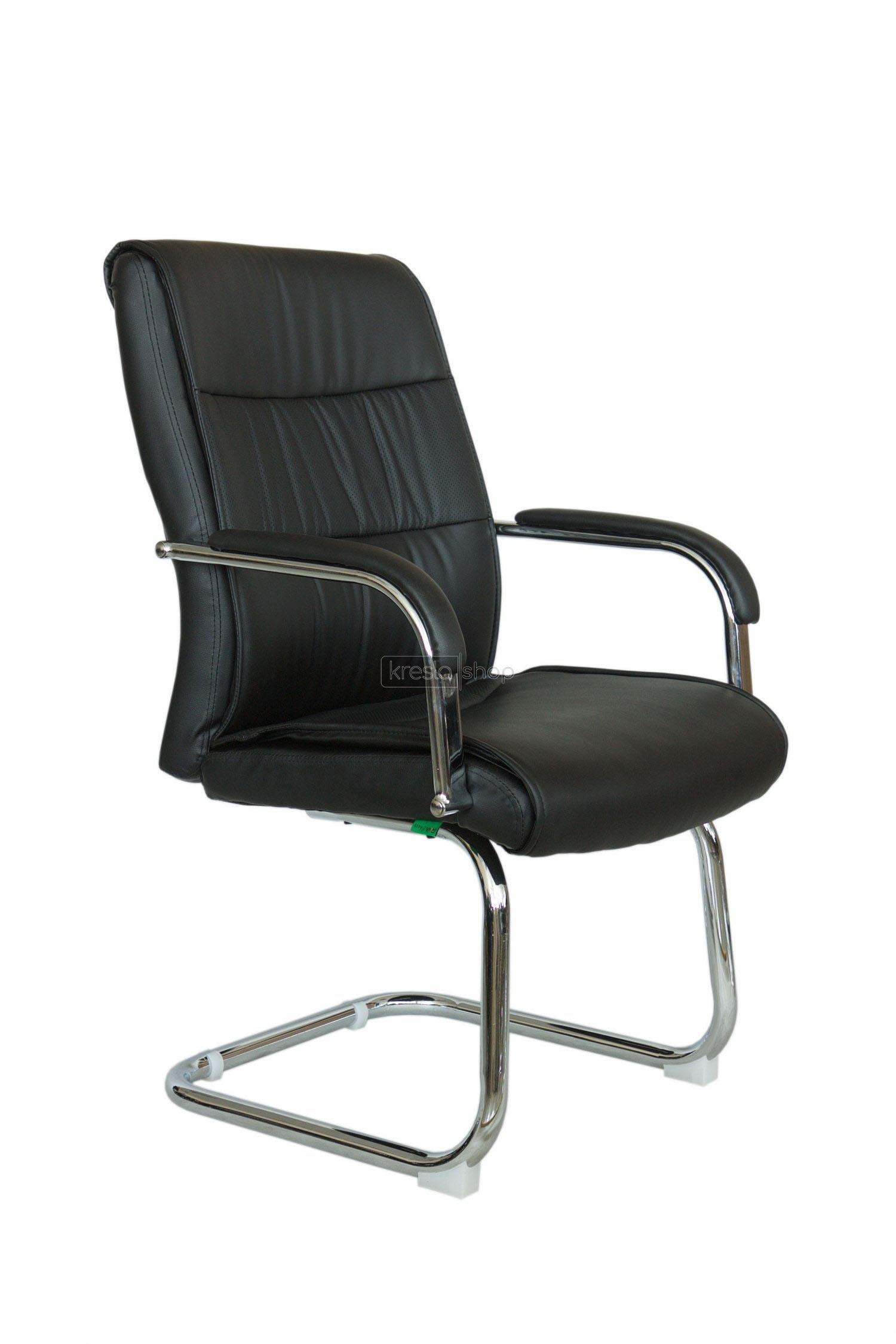Купить конференц-кресло ? RIVA CHAIR RCH 9249-4+ЧЁРНЫЙ в Москве