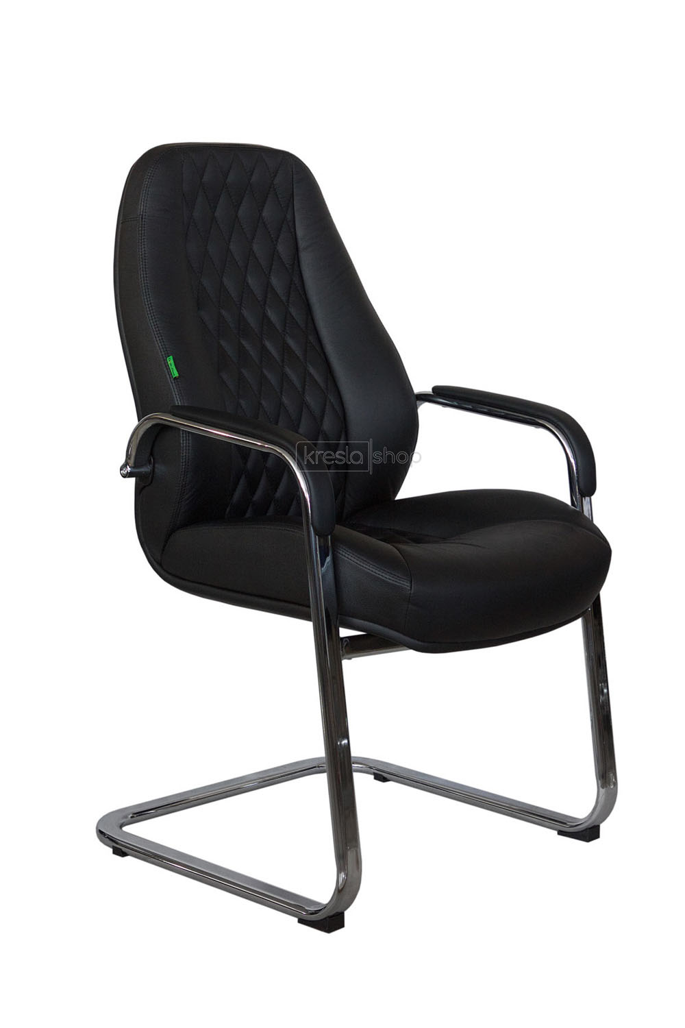 Конференц-кресло Riva Chair RCH F385+черный