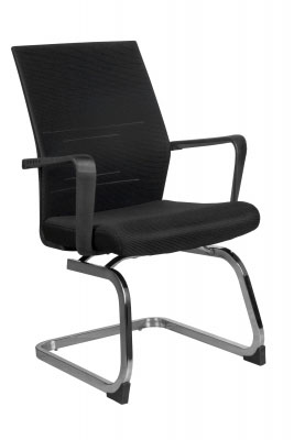 Конференц-кресло Riva Chair RCH G818+Чёрная сетка